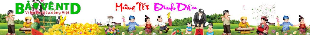 Logo Bảo vệ Người tiêu dùng - Baoventd.com - Vì Người tiêu dùng Việt