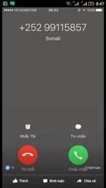 Cẩn trọng với đầu số lạ gọi từ nước ngoài
