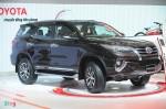 Toyota Fortuner 2017 lộ mức giá dự kiến tại Việt Nam?