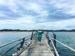 Cầu gỗ dài nhất Việt Nam hư hại nặng vì lũ