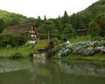 'Phố núi' Hida Minzoku Mura xinh đẹp của Nhật Bản