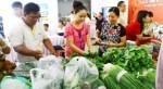 Chưa đến Tết, giá rau củ tại TP.HCM đã tăng 'đột biến'