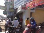 Chạy hơn 10 km chưa rút được tiền từ ATM ở Sài Gòn