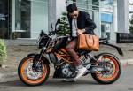 'KTM 390 Duke và 1290 Super Adventure: Môtô cho mọi địa hình