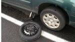 Vì sao lốp dự phòng nhỏ hơn lốp chính?