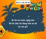Nhức óc với trò chơi giải câu đố dân gian Việt Nam