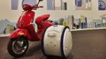 Piaggio giới thiệu xe tự hành Gita và Kilo