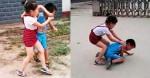 Bé trai sau khi chào đời bị chị gái bắt nạt, mẹ giả vờ bỏ qua, 6 năm sau mới biết lý do