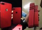 Có nên thay vỏ iPhone thành màu đỏ để sang chảnh, sành điệu?