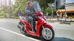 Hút mắt Honda SH 300i 2017 màu đỏ ngọc, giá 154 triệu đồng