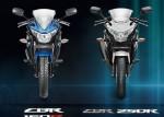 Khuyến mại khủng: Mua Honda CBR150/250 tặng Honda Navi