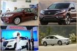 Cập nhật bảng giá xe ô tô Honda mới nhất tháng 4/2017
