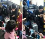Quang Vinh lên tiếng khi bị tố không nhường ghế cho trẻ em khi đi xe bus