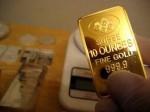 Giá vàng tăng phi mã, cao nhất một tháng qua