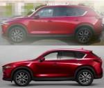 Mazda CX-8 thực chất là phiên bản CX-5 kéo dài?