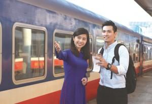 Giá vé tàu hỏa 30/4 rẻ nhất chỉ còn 168.000đ tuyến Hà Nội-Đà Nẵng