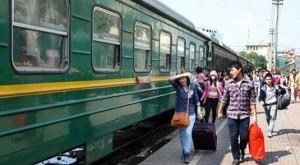 Giá vé tàu hỏa giảm 50% nhiều chuyến trong dịp nghỉ lễ