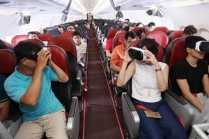 100,000 vé từ 0 đồng bay quốc tế, trải nghiệm game 3D cùng Vietjet
