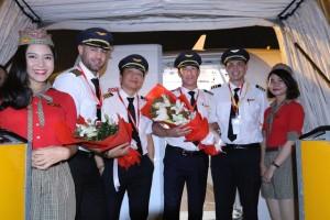 Vietjet có thêm máy bay mới từ Pháp, khách được bay với giá