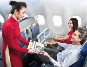 Mua vé máy bay Vietnam Airlines nội địa chỉ từ 299.000 đồng