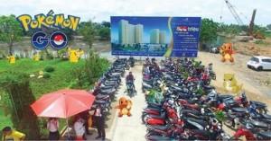 Chuyên viên cao cấp mách chủ đầu tư cách bán sản phẩm BĐS ăn theo cơn sốt Pokemon Go