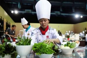 Cuộc thi ẩm thực Việt phát sóng trên kênh quốc tế