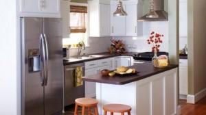 Vị trí đặt bếp và bồn rửa thích hợp nhất trong nhà