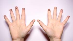 Khoa học chứng minh ngón tay hé lộ tính cách và tài năng