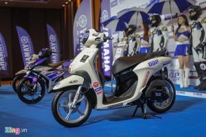 3 xe đua Yamaha chính hãng tại Việt Nam