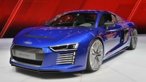 Audi khai tử siêu xe R8 e-tron