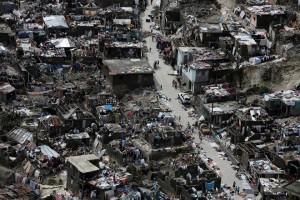 Gần 900 người thiệt mạng ở Haiti vì bão Matthew