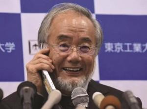 Giáo sư Nhật đoạt giải Nobel Y khoa: Vì sự sống của nhân loại