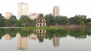 Khoảnh khắc bình dị của Hà Nội vào thu
