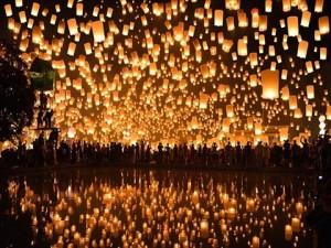 Mang lễ hội ánh sáng lớn nhất của người Ấn Độ đến Hà Nội