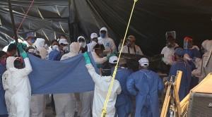 Mexico: Phát hiện mộ tập thể chứa hơn 600 xác người