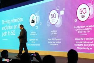 Qualcomm giới thiệu modem 5G đầu tiên trên thế giới
