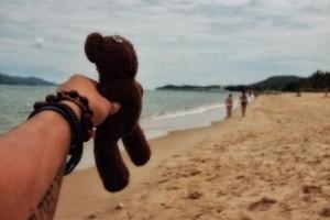 Trào lưu 'đưa gấu đi khắp thế gian' gây sốt trong giới trẻ