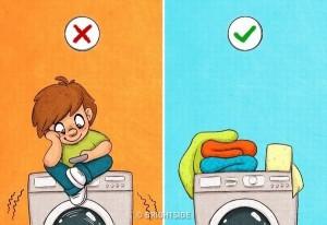 Sai lầm khi sử dụng rút ngắn tuổi thọ 7 vật dụng trong nhà