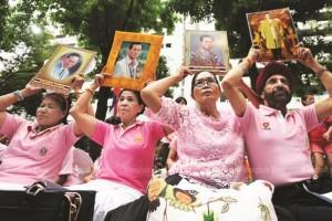 Thái Lan tiếc thương