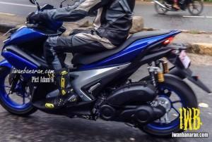 Chiếc xe chuẩn bị ra mắt, thay thế Yamaha Nouvo có gì hấp dẫn?