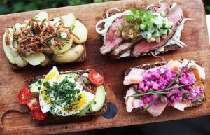 5 món sandwich