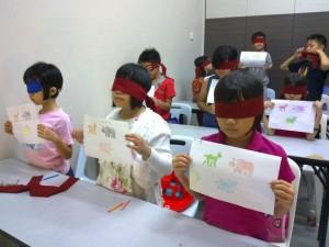 Chương trình kích hoạt não giữa cho trẻ: Kinh doanh... sự kỳ vọng?