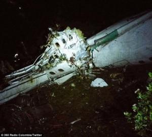 Máy bay chở đội bóng đá Brazil bị rơi: 6 người sống sót, trong đó có 1 cầu thủ