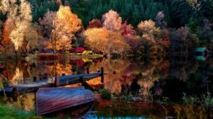 Mùa thu - mùa hoàn hảo cho những chuyến du lịch thực sự