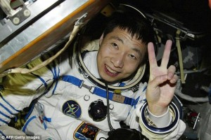Phi hành gia người Trung Quốc tiết lộ về tiếng