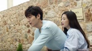 Phim mới của Lee Min Ho khởi đầu vượt 'Hậu duệ mặt trời'