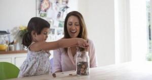6 cách dạy con biết trân trọng đồng tiền