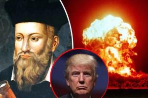 Tiên đoán đáng sợ của nhà tiên tri Nostradamus về năm 2017