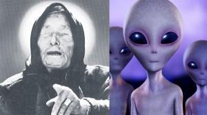 Tiên tri hãi hùng của Vanga về người ngoài hành tinh
