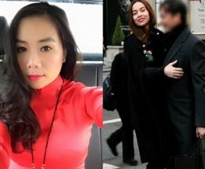 Vợ đại gia Chu Đăng Khoa lên tiếng xót xa sau khi Hà Hồ công khai tình cảm bên Mỹ